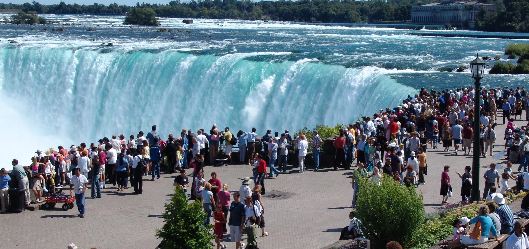 12 Million People Visit Niagara Falls Every Year